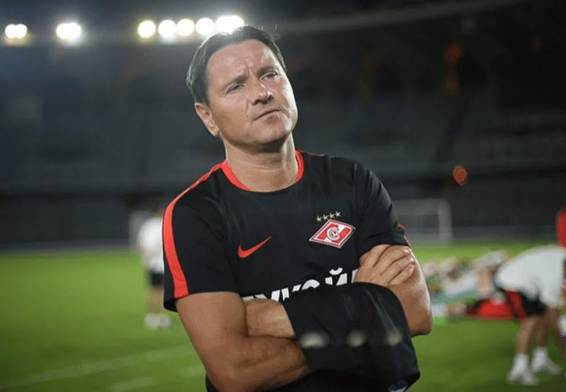 Аленичев снова хочет в Спартак?