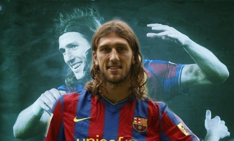 Бывший футболист Барселоны близок к переходу в Рубин