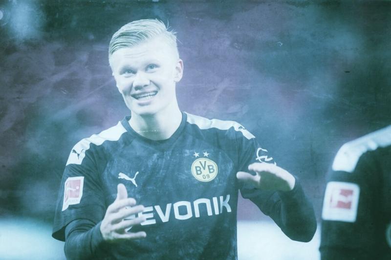 Два года назад ЦСКА мог купить Холанда за 1 млн евро: сейчас он стоит 100 млн