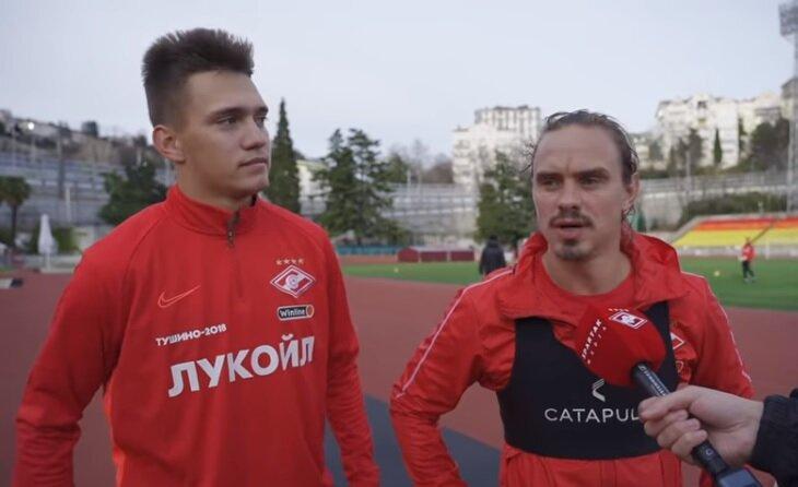 Джикия о Ещенко и Маркитесове: это просто ужас какой то, не знаю почему с ними подисали контракты.