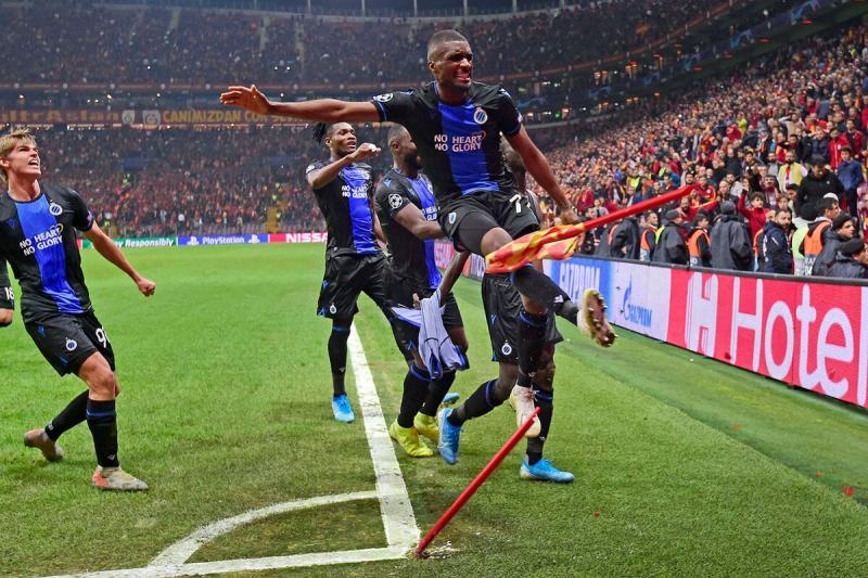 Футбол. Лига Европы УЕФА. 27.02.20. Манчестер Юнайтед - Брюгге. Мой прогноз