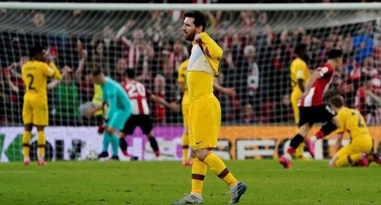 Гранды вылетели из Кубка Испании. В полуфинале — клуб из Сегунды и середняки, на которых никто не ставил