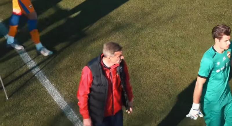 Хавбек ЦСКА высоко целит