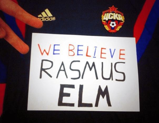 «Мы с тобой, Расмус!» - почему игрок вынужден был уехать из России, хотя был одним из лучших в команде