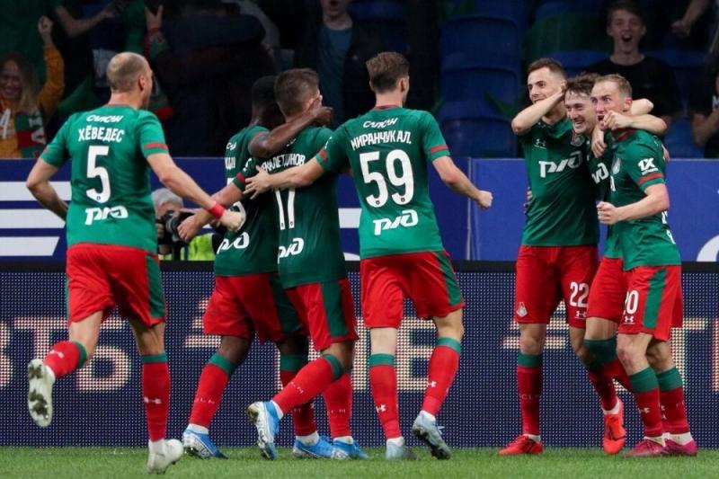 Новости ФК «Локомотив» на 16 февраля 2020