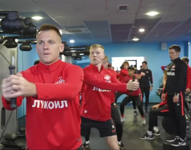 Тренеры Спартака выразили заинтересованность в голкипере