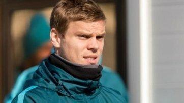 У Кокорина и «Зенита» различные взгляды на условия нового контракта. Стали известны подробности