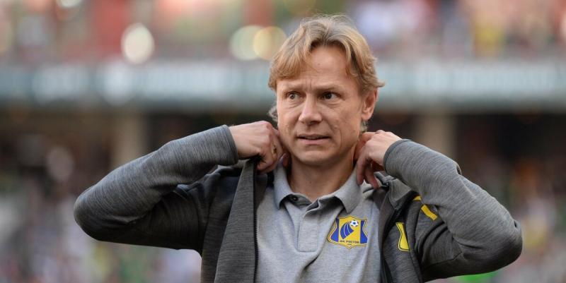 Валерий Карпин прокомментировал поражение «Ростова» от «Локомотива»