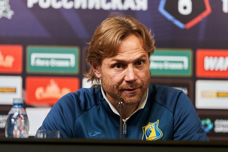 Валерий Карпин сделал заявление после поражения от «Локомотива»