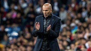 Зидан: «Не знаю, что изменится в Европе из-за дисквалификации «Манчестер Сити»