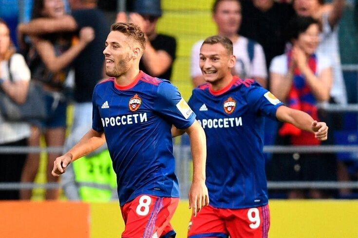 Агент: Влашич и Чалов покинут ЦСКА при одном условии