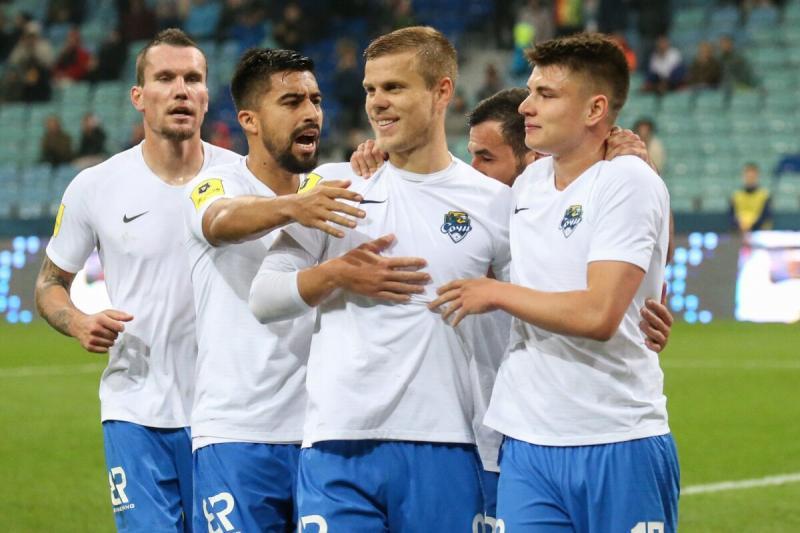 Александр Кокорин сделал заявление после победы «Сочи» над «Краснодаром» (2:0)