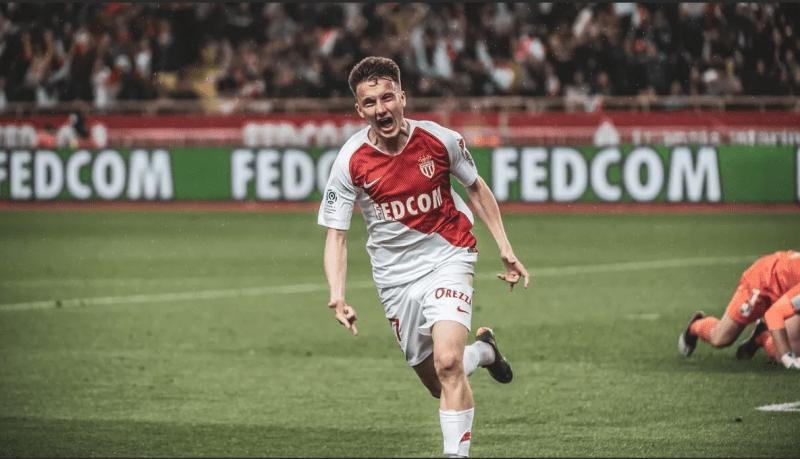 Английский топ предлагает 35 миллионов € «Монако»  за Александра Головина