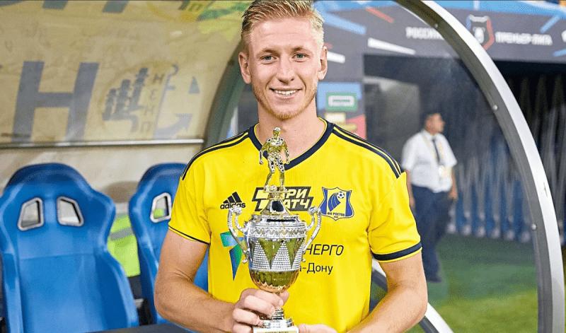 Бывший футболист «Зенита» может перейти в «Спартак»