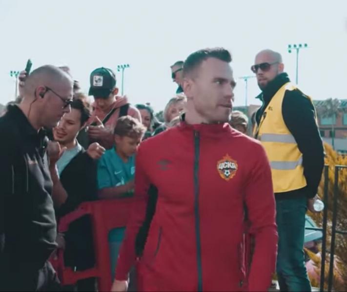 ЦСКА быстрее других склонил хавбека к переходу