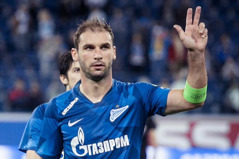 ЦСКА нацелился на капитана «Зенита»