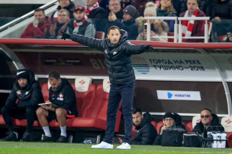 Доменико Тедеско: «Такая победа — заслуга всей команды»