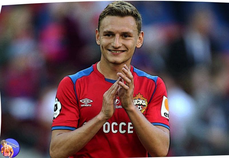 Фёдор Чалов скорее всего покинет ЦСКА. За него предложили около 30 млн. евро