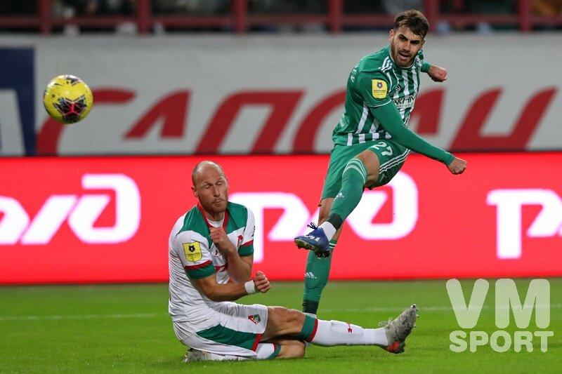 Гилерме приносит «Локомотиву» победу