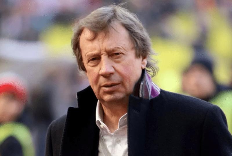 Юрий Семин высказался о будущем в «Локомотиве»