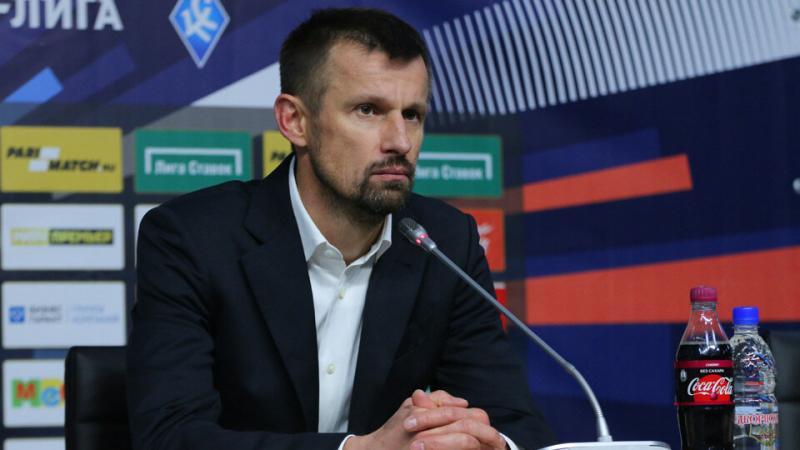 Семак ответил на вопрос о переговорах «Зенита» с «Наполи» по Азмуну и рассказал о планах на трансферное окно