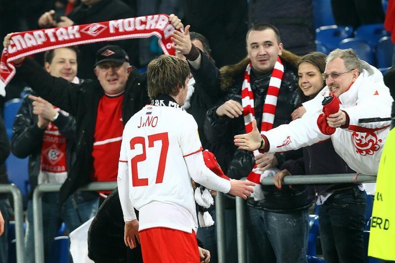 Спартак не зря расторг контракт с Ананидзе.
