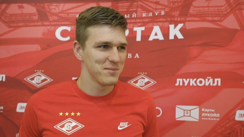 «Спартак» принял решение о будущем Соболева