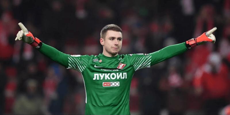 «Спартак» принял решение по Александру Селихову