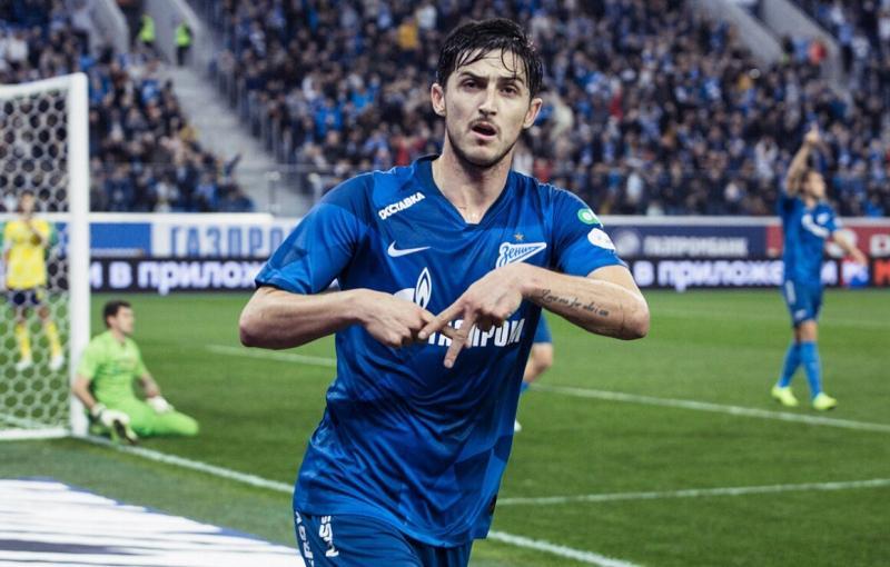 Сразу три итальянских клуба сделали запрос в «Зенит» по поводу трансфера Азмуна