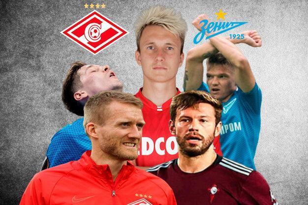 Свежие трансферные новости российского футбола на 18 марта