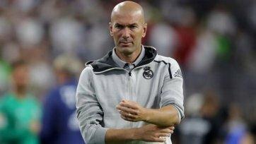 В «Реале» приняли решение по будущему Зидана