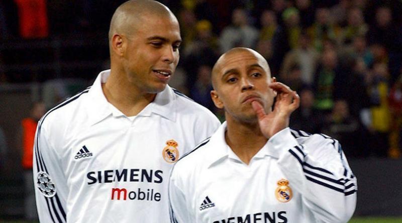 6 лучших бразильцев в истории Реала