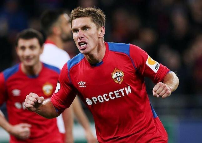 Агент Набабкина рассказал, что ЦСКА продлит контракт с защитником до конца сезона
