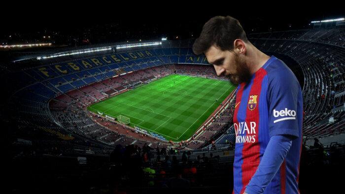 «Барселона» находится на грани банкротства