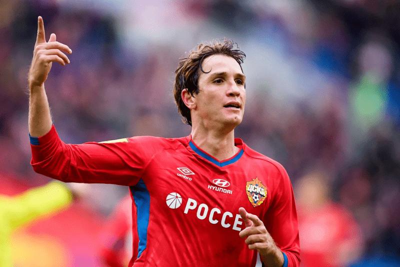 «ЦСКА» принял решение по Марио Фернандесу