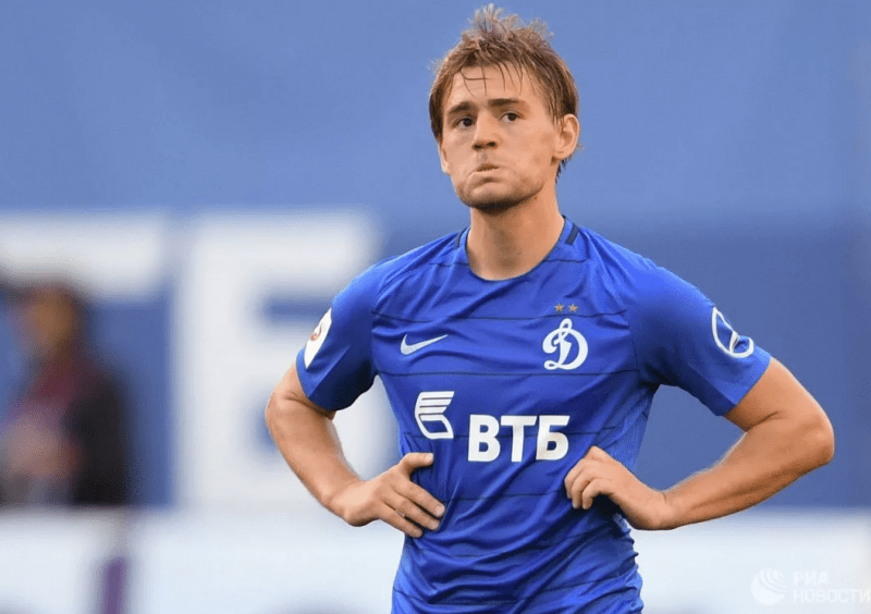 «Динамо» приняло решение по Кириллу Панченко