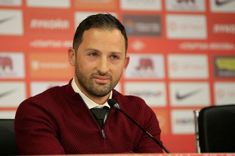 Доменико Тедеско намерен избавиться от сразу шести игроков «Спартака»