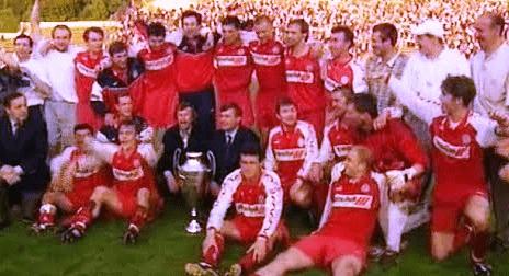 Кубок России 1996-1997. Часть вторая