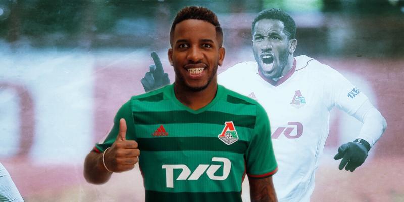 Локомотив определился с будущим Фарфана в клубе