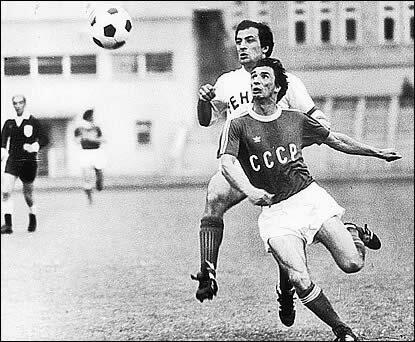 Лучший бомбардир-78: Георгий Ярцев
