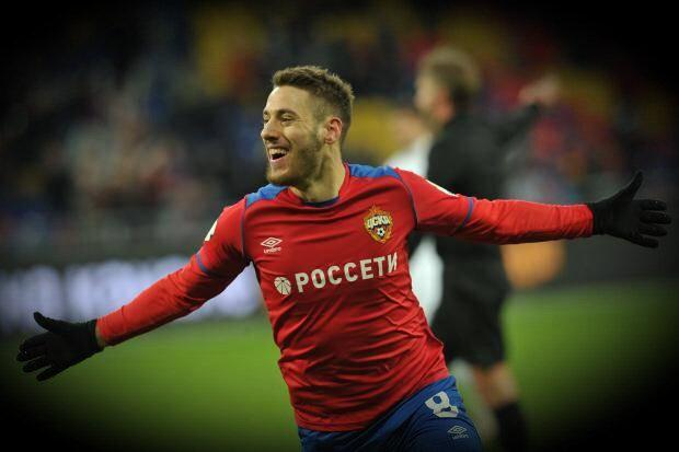 Нападающий Футбольного клуба ЦСКА переходит в Реал. Подробности трансфера.