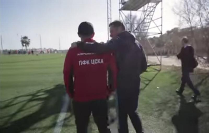 Почему хавбек ЦСКА на первом месте в списке Бубнова
