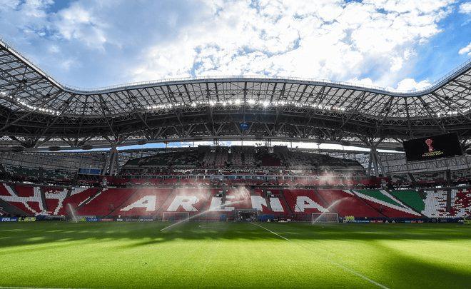 «Рубин» может провести игры возобновленного чемпионата РПЛ на «Ак Барс Арене»