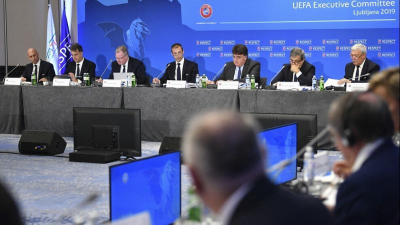 УЕФА хочет провести мини-турнир для завершения Лиги Чемпионов в августе
