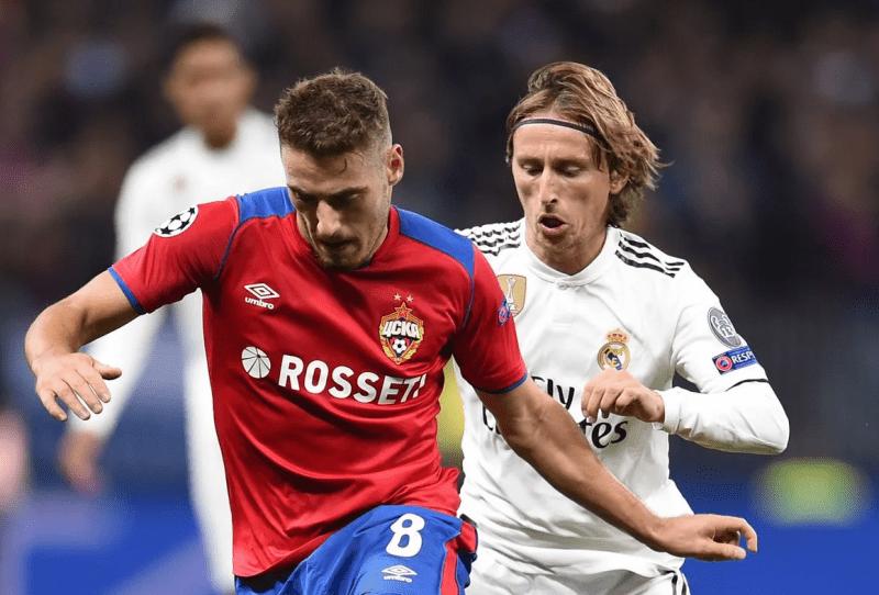 В «Реал Мадриде» приняли решение по Николе Влашичу