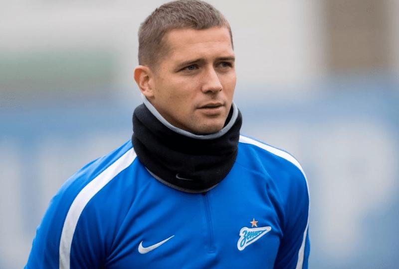 «Зенит» принял решение по Михаилу Кержакову