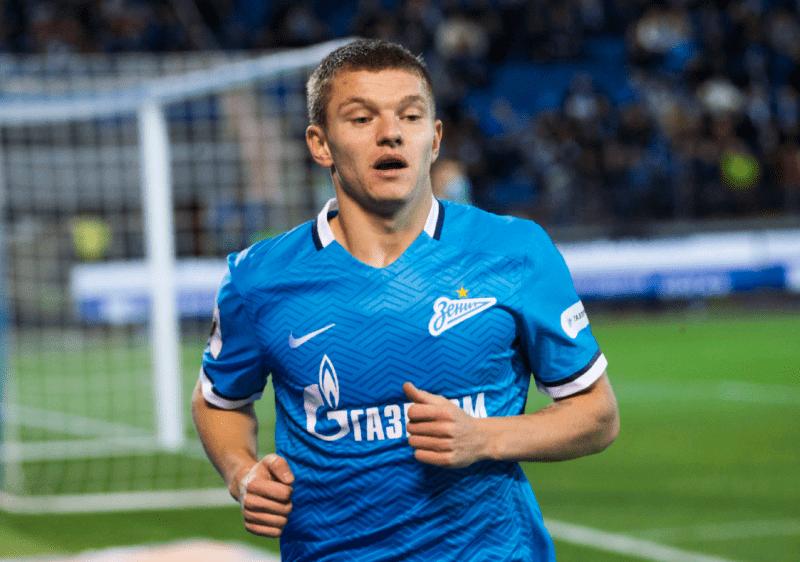 «Зенит» принял решение по Олегу Шатову