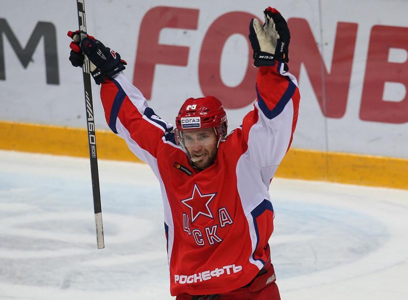 5 лучших легионеров, среди неограниченно свободных агентов в КХЛ
