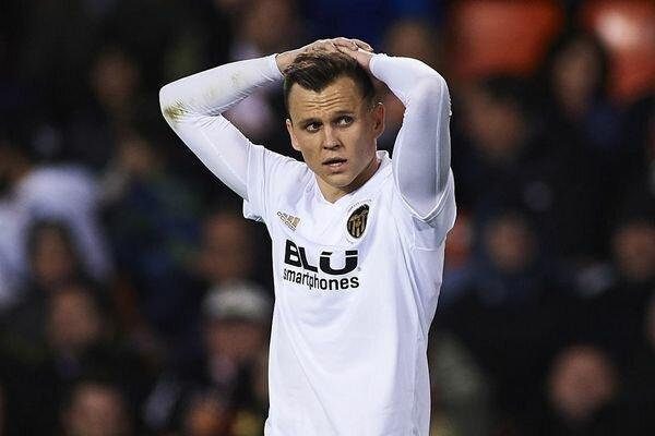 Черышев вошел в список игроков, которых готова продать Валенсия