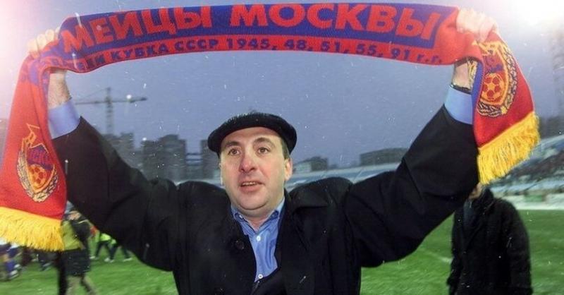 ЦСКА в 2002 году взял первый трофей в эпоху Гинера. Помог «Спартак».